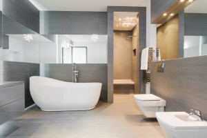 Bathrooms from design to renovation