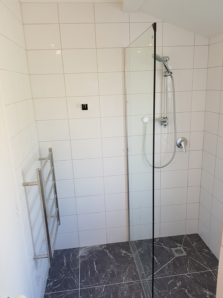 Bathroom Renovation At Bassett Road, South West Auckland
