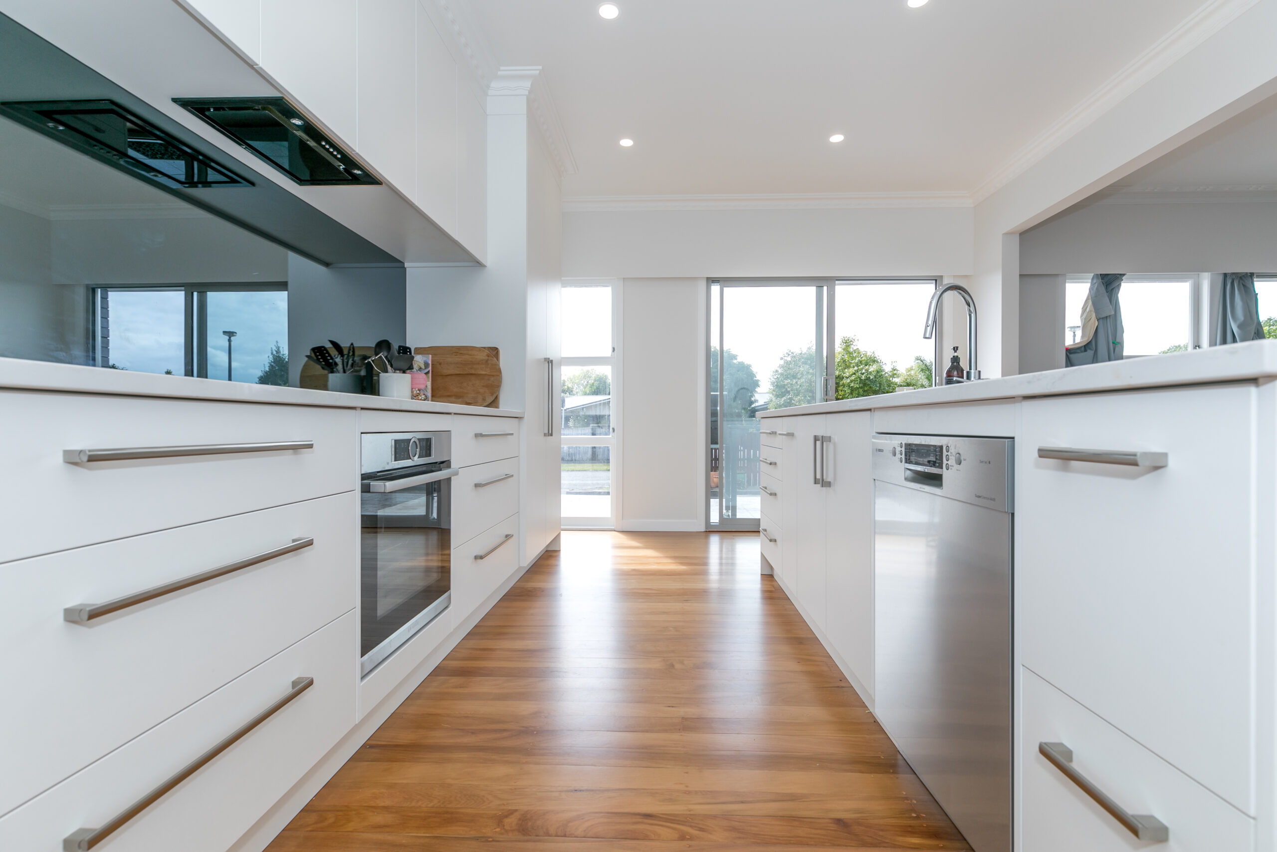 A staged reno – St Andrews