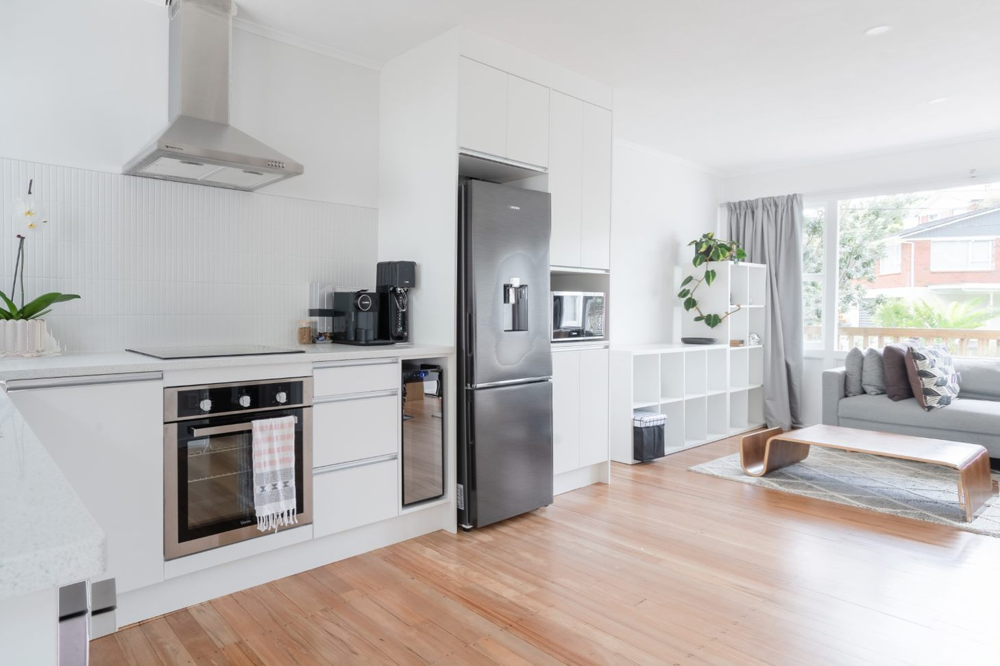 Optimising the property value – Cockle Bay unit renovation