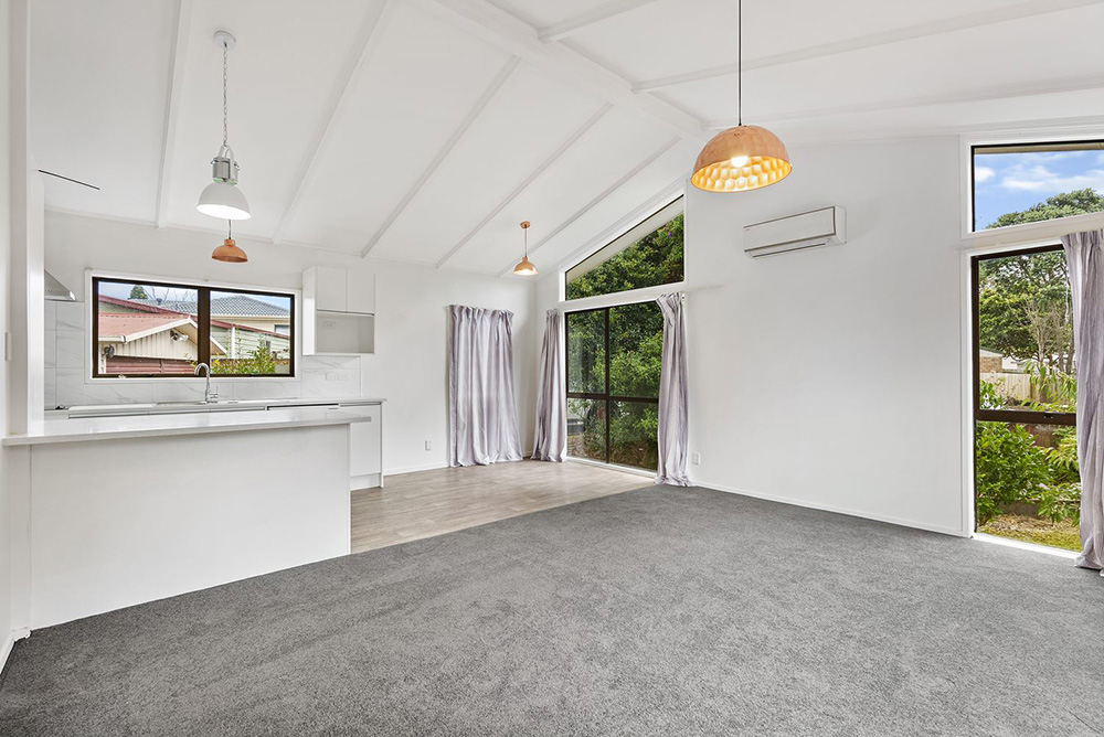 What is the best carpet for a rental property?
