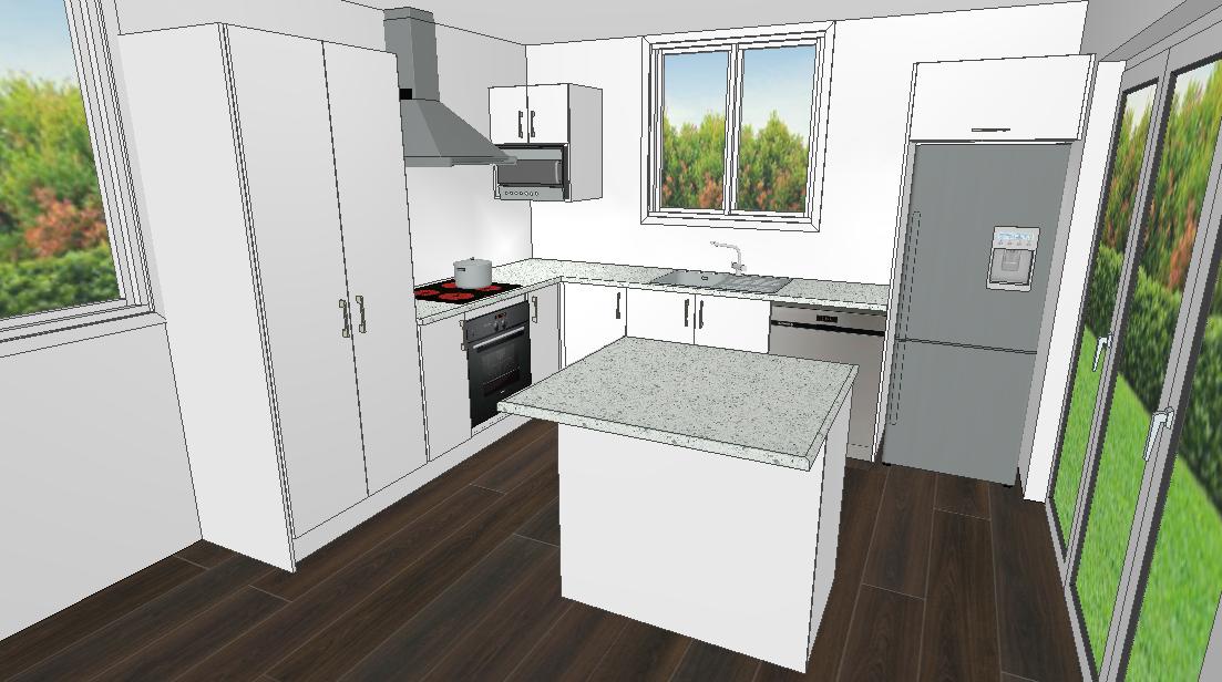 Designing a West Auckland Kitchen Renovation